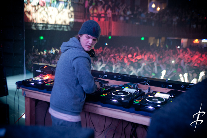 AVICII : AUSTIN MUSIC HALL